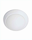 Lite Source Energy Star Flush Mount Lite w/ White Glass LS-5325WHT