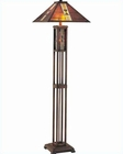 Lite Source Floor Lamp in Dark Bronze Farah LS-80812