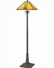 Lite Source Floor Lamp Maple Jewel LS-9767