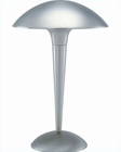 Lite Source Gem Table Lamp in Satin Steel LS-377SS