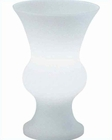 Lite Source Genie Glass Accent Frost. Table Lamp LS-3501FROST
