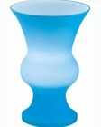 Lite Source Glass Accent Genie Table Lamp LS-3501BLU