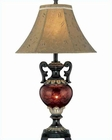 Lite Source in 2 Tone Body Safara Table Lamp LS-CF41079