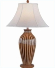 Lite Source in 2 Tone Hand Painted Gareth Table Lamp LS-C4674