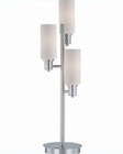 Lite Source in 3 Lite Candela Table Lamp LS-21585PS-FRO
