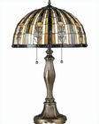 Lite Source in Ab Prist Table Lamp LS-C4580