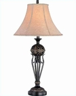 Lite Source in Ant. Bronze Osric Table Lamp LS-C4854