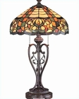 Lite Source in Ant. Brown with Tryphena Table Lamp LS-C4667
