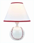 Lite Source in Baseball Ceramic Body Table Lamp LS-IK-6101