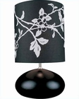 Lite Source in Black Hayden Table Lamp LS-21036BLK