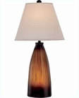 Lite Source in Brushed Ceramic Body Preston Table Lamp LS-21372