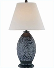 Lite Source in Ceramic Blomma Table Lamp LS-21332