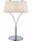 Lite Source in Chrome Groda Table Lamp LS-21539C-FRO