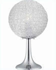 Lite Source in Chrome ICY Table Lamp LS-21598