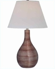 Lite Source in Coffee Body Carabella Table Lamp LS-21327COFFEE