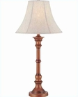 Lite Source in Copper Bronze Kuper Table Lamp LS-C4960