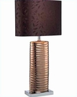 Lite Source in Copper Ceramic Table Lamp LS-21281Copper