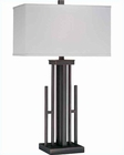 Lite Source in Dark Bronze Gabe Table Lamp LS-21046