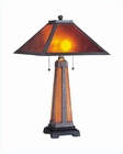 Lite Source in Dark Bronze Micah Table Lamp LS-20474