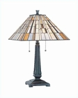 Lite Source in Dark Bronze Sachet Table Lamp LS-21238