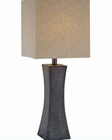 Lite Source in Dark Walnut Finish Table Lamp LS-21330