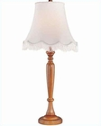 Lite Source in Dark Walnut Novi Table Lamp LS-C4602