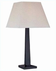 Lite Source in Dark Walnut Wood Table Lamp LS-21297D-WAL