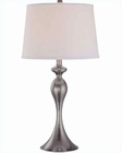 Lite Source in Gun Metal Mayda Table Lamp LS-21590