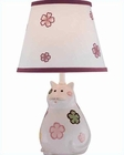 Lite Source in Kitty Ceramic Body Meow Table Lamp LS-IK-6093