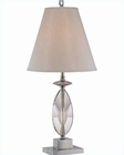 Lite Source in Plated Black Nickle Table Lamp LS-21110