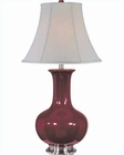 Lite Source in PS Belicia Table Lamp LS-21325BURG