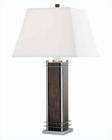 Lite Source in PS Favian Table Lamp LS-20733PS/DWAL