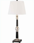 Lite Source in PS Navid Table Lamp LS-20863PS-DWAL