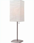 Lite Source in PS Off White Paper Shade Marino Table Lamp LS-22060