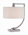 Lite Source in PS Tyler Table Lamp LS-21542PS-WHT