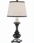 Lite Source in PS Walta Table Lamp LS-20866PS-DWAL