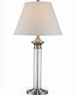 Lite Source in PS Zelda Table Lamp LS-21101PS-WHT