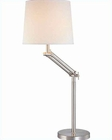 Lite Source in Swing Arm Table Lamp LS-20335PS