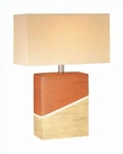 Lite Source in Two Tone Ceramic Hestia Table Lamp LS-20387