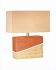 Lite Source in Two Tone Ceramic Table Lamp LS-20386