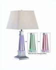 Lite Source in W. Led Accent Chrome Cicely Table Lamp LS-21825