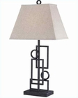 Lite Source in Wrought Iron Table Lamp LS-21207