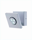 Lite Source LED Wall Lamp in Silver LS-16101
