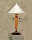 Lite Source Life Style Table Lamp LS-3351TEAK