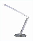 Lite Source Metal Desk Task Lamp PS-Alu Fluorescent Bulb LS-2235PS-ALU