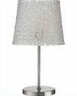 Lite Source PS Clear with Acrylic Shade Clare Table Lamp LSF-21883