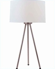 Lite Source PS with White Fabric Shade Tullio Table Lamp LS-22065