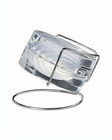 Lite Source Shell Shape Glass Shade Accent Table Lamp LS-283SHL