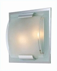 Lite Source Wall Lamp with Glass Shade Delano LS-16105