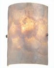Lite Source Wall Sconce PS with Shell Glass Shade LS-16112